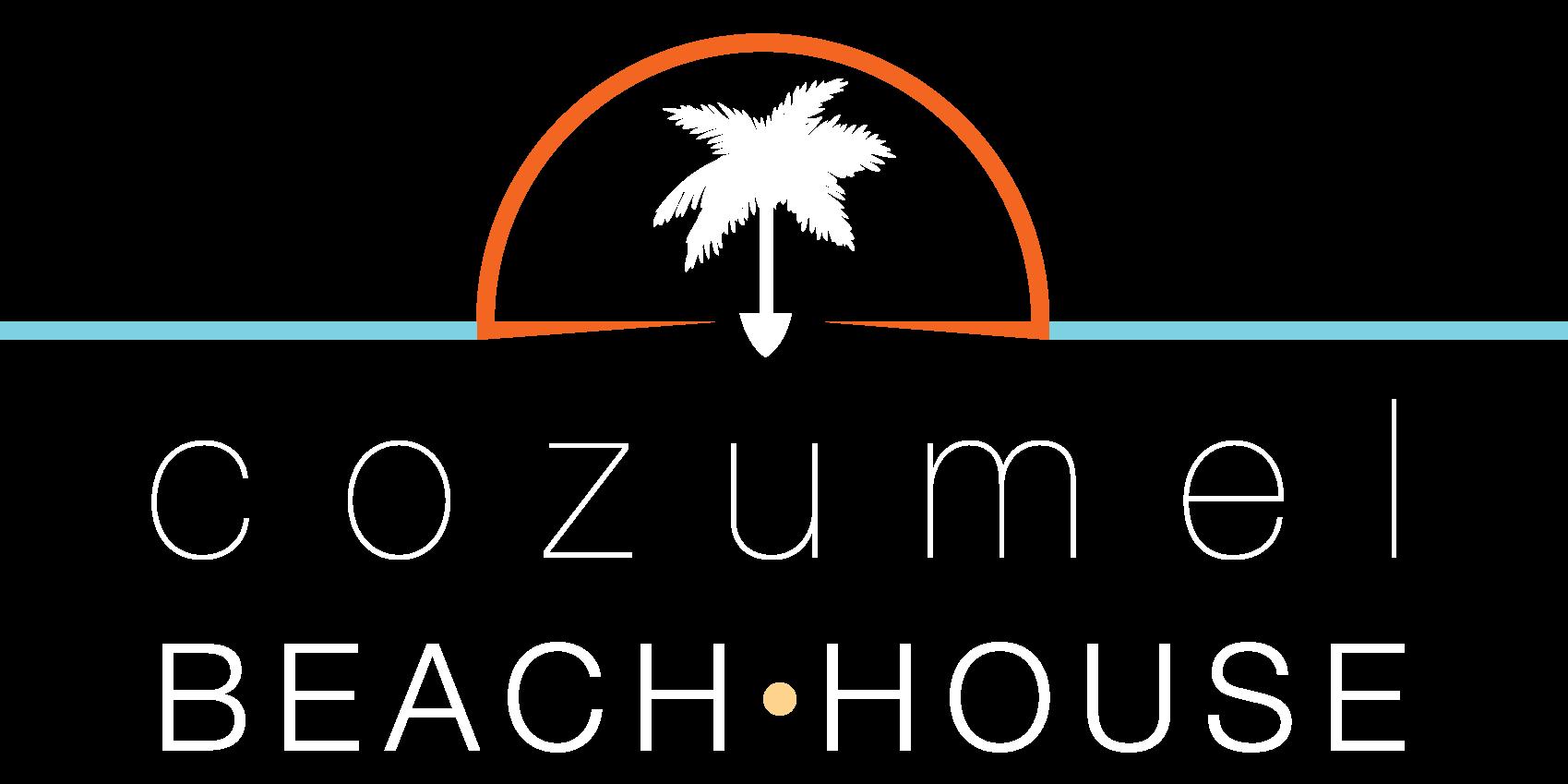 Cozumel Beach House Logo