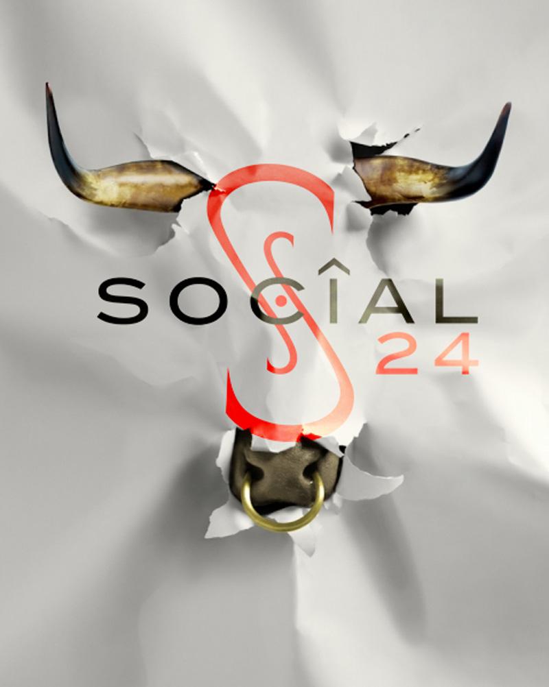 Social 24 Promo Poster